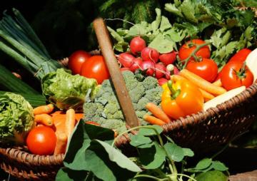 Les légumes et J3C